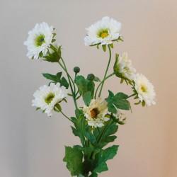 Artificial Spray Chrysanthemums White - G008 E3