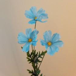 Fleur Artificial Cosmos Blue - C210 A4