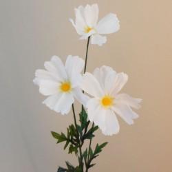 Fleur Artificial Cosmos White - C211 A4