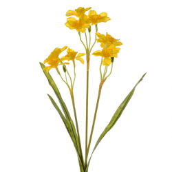 Artificial Tête à Tête Silk Narcissus Daffodils - D157 D1