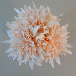Artificial Dahlias Bundle Peach - D049 B1