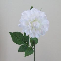 Artificial Dahlias White - D098 BX5