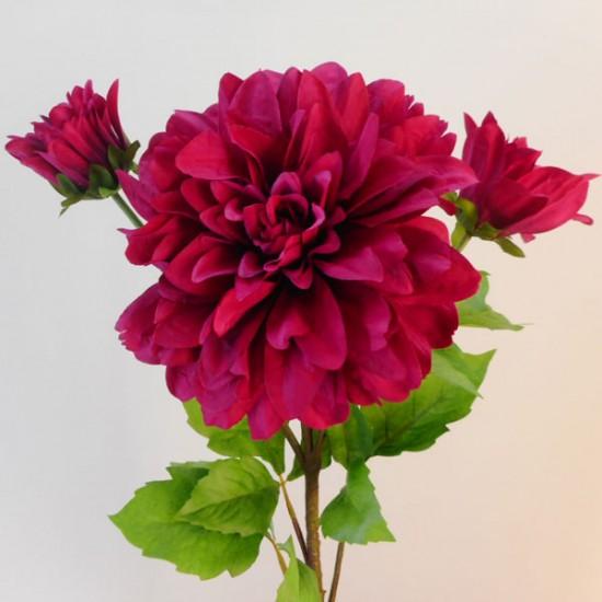 Alicia Luxury Dahlia Dark Pink - D181 AA4