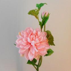 Rydal Artificial Dahlias Pink - D020 AA3
