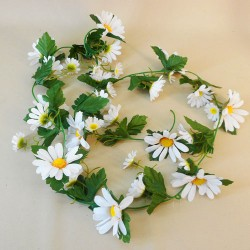 Artificial Daisy Garlands - D040 LL4