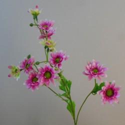 Artificial Daisy Stem Pink - D204 D3