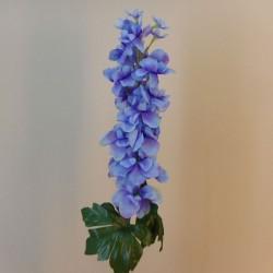 Blue Silk Delphiniums or Larkspur - D003 D2