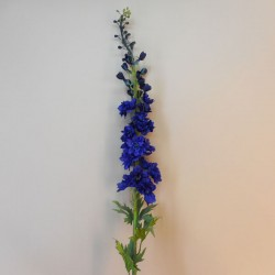 Artificial Delphiniums Gigante Blue 135cm - D012 KK1