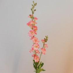 Artificial Meadow Delphiniums Cream Pink - S035 LL1