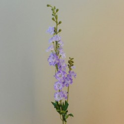 Artificial Meadow Delphiniums Lilac Purple Flowers - S034 Q1