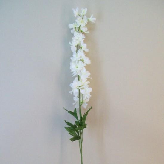 Cream Silk Delphiniums or Larkspur - D112 B3