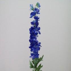 Blue Silk Delphiniums or Larkspur - D097 C2