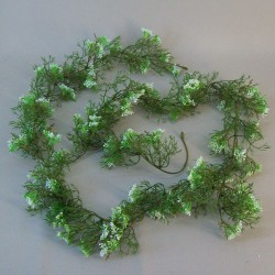 Artificial Elderflowers Garland - E017 FF2