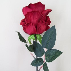 Extra Large Artificial Roses Red - R380 KK1