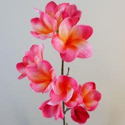 Artificial Frangipani Pink - F010