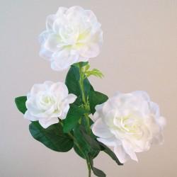 Artificial Gardenia White - G169 F2
