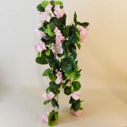Fleur Trailing Artificial Geraniums Plants Pink - G089 CC