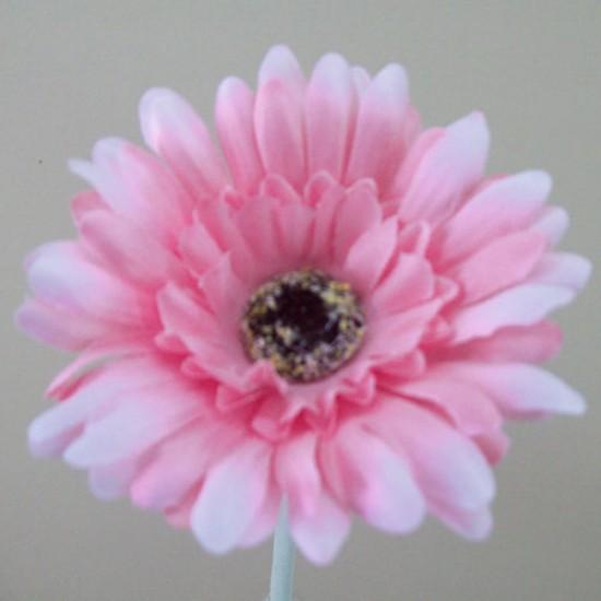 Artificial Gerbera Baby Pink Small - G136 F2