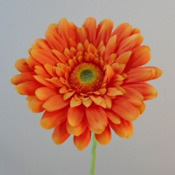 Artificial Gerbera Orange - G097