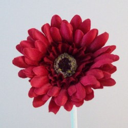 Artificial Gerbera Red Small - G152 F2
