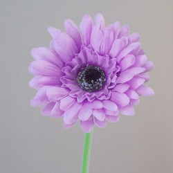 Artificial Gerbera Pale Lilac - G140 F2