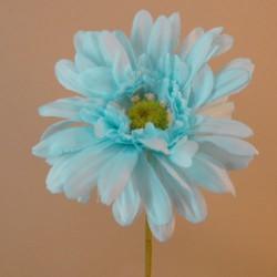 Silk Gerbera Aqua Blue - G012 LL3
