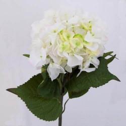 Giant Silk Hydrangeas Ivory - H008 F4
