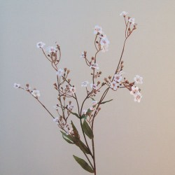 Artificial Gypsophila Blush Peach Baby's Breath - G157 D4