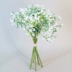 Artificial Gypsophila Bunch White - G113