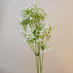 Finest Artificial Gypsophila Stem White - G188 E2