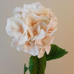 Anastasia Artificial Hydrangea Peach - H163 C1