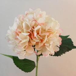 Artificial Hydrangeas Blush Pink - H021 I3