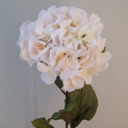 Artificial Hydrangeas Blush Peach - H116 H1
