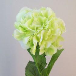 Artificial Hydrangeas Candy Crush Green - H135 H1