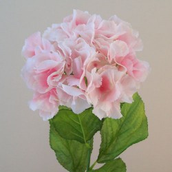 Artificial Hydrangeas Candy Crush Pink - H134 H1