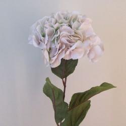 Artificial Hydrangeas Cream Beige - H114 F4
