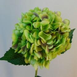 Silk Hydrangeas Green - H096 h1