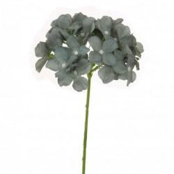 Artificial Hydrangea Grey 62cm - H128 EE4