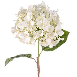 Artificial Hydrangeas Ivory Pearl Wedding - H183 J1