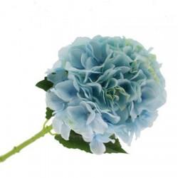 Artificial Hydrangeas Blue 64cm - H152 I4