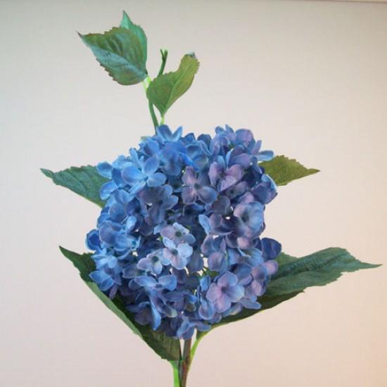 Large Silk Hydrangeas Blue - H122 H1