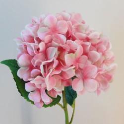 Rydal Artificial Hydrangeas Pink- H051 BB2