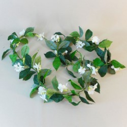 Artificial Jasmine Garland 160cm - J026 I3
