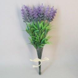 Artificial Lavender Hand Tied Bundle - L158 FF4