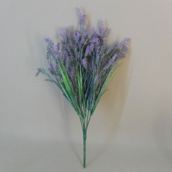 Artificial Lavender Plant Lavender Purple - L011 I4