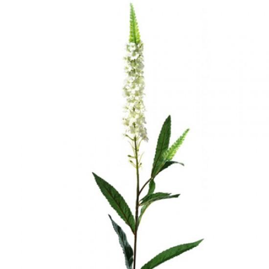 Artificial Lavender Veronica Cream - LA005 H2