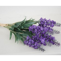 Artificial Lavender in Bloom Bundle - L025 HH2