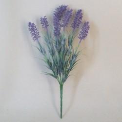 Fleur Artificial Lavender Bunch Purple - L166 I3