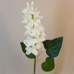 Short Stem Artificial Lilac Blossom Cream - L022 I3