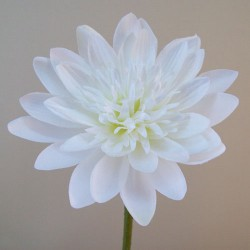 Artificial Lotus Lily Cream - L138 H4